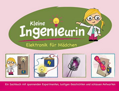 Kleine Ingenieurin